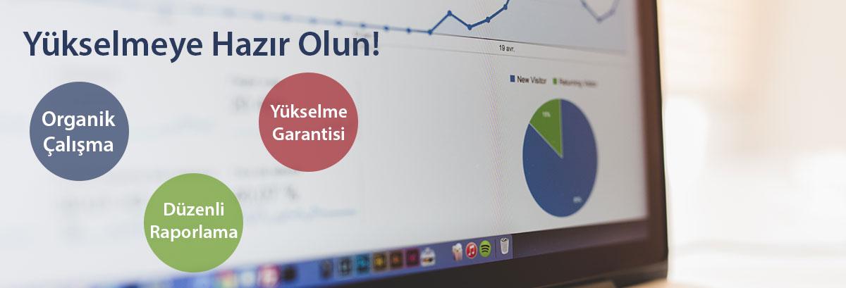 İstanbul SEO - Arama Motoru Optimizasyonu Hizmeti